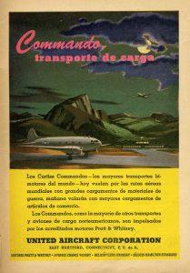 Commando, el carguero de culto