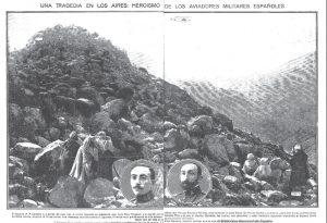 Una tragedia en los aires: heroísmo de los aviadores militares españoles
