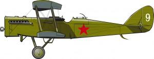 DH.4 y DH.9: de bombarderos de la gran guerra a aviones coloniales