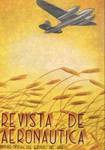 Revista de Aeronáutica, agosto de 1941