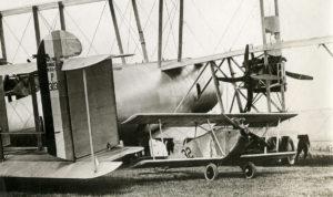 El bombardero gigante Barling