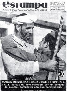 La guerra mundial española