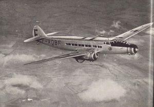 Desarrollo de la aviación comercial francesa