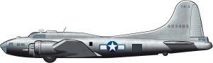 El vuelo de 1945