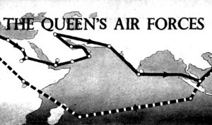 The Queen's Air Forces – Middle East and Far East