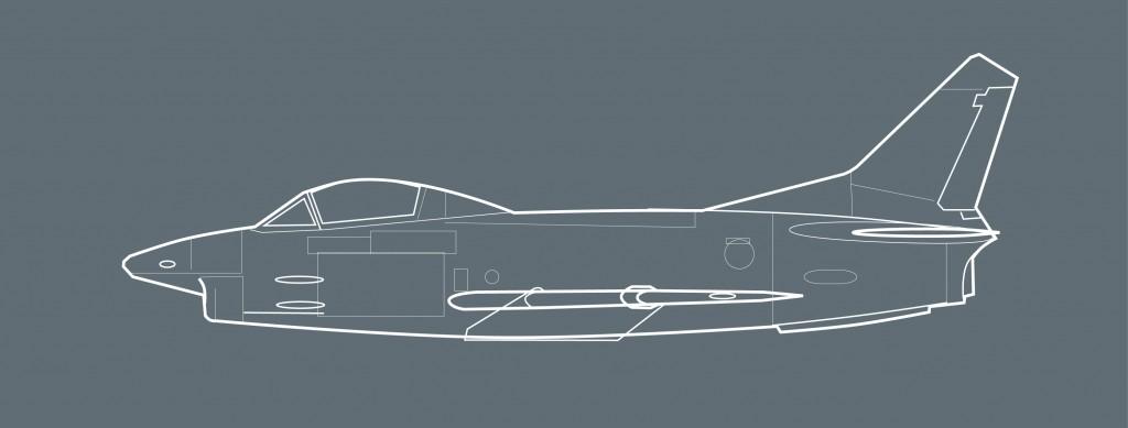 Fiat G.91: el frustrado primer avión de guerra europeo