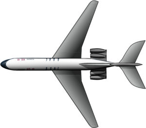 El último avión del Imperio británico