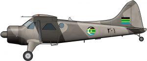 Aviones de la Federación de Arabia del Sur