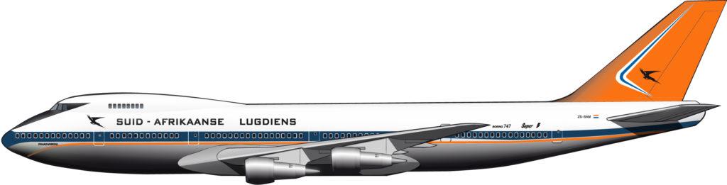 Boeing 747: el avión elefante