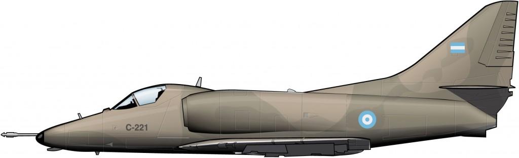 La Fuerza Aérea Argentina contra el ERP