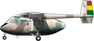 Arava, un autobús aéreo israelí para Latinoamérica