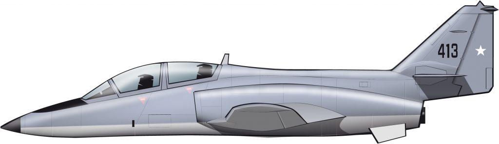 Aviojet, el sucesor del Saeta