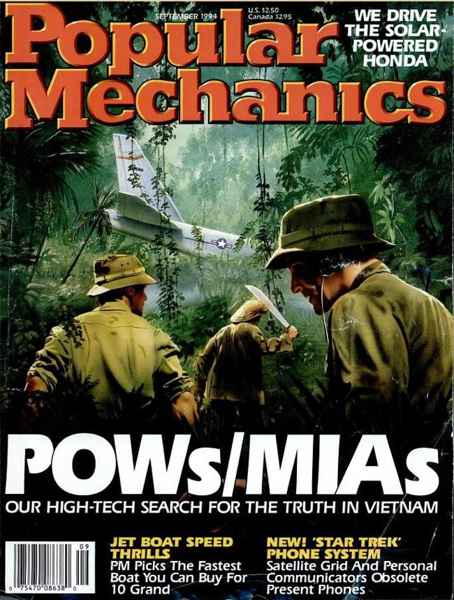 POWs/MIAs