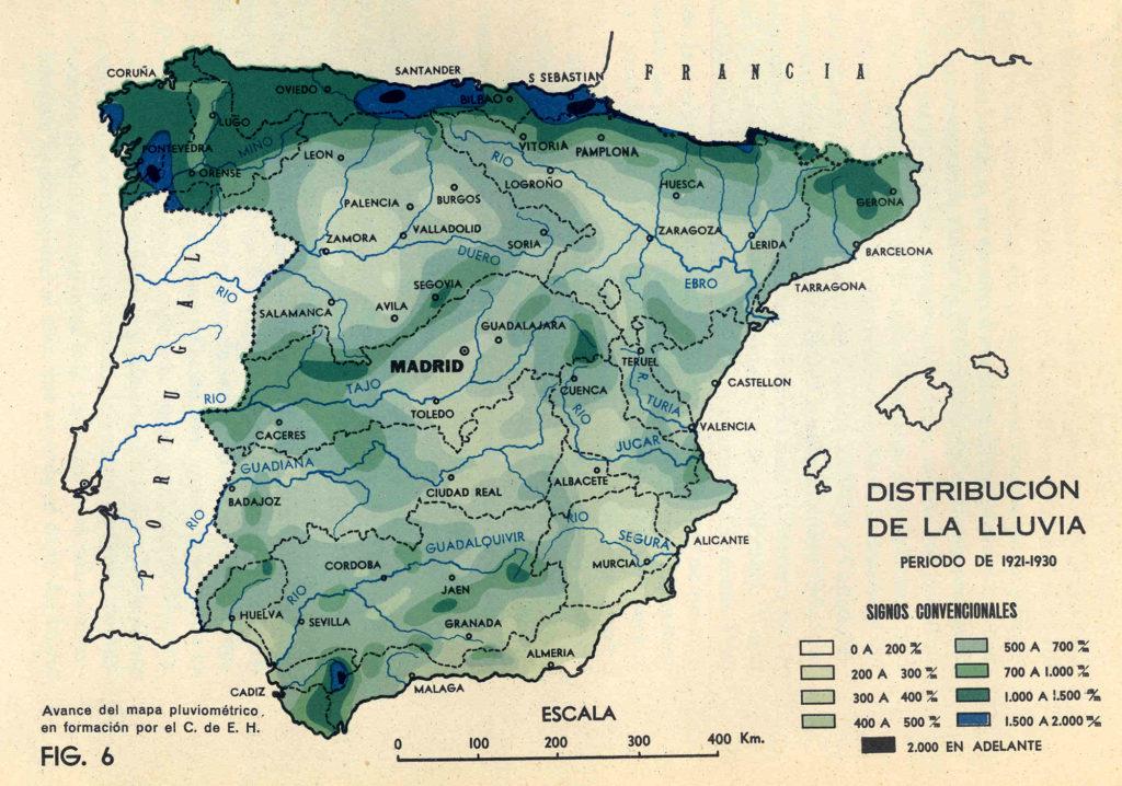 El Duero no muere en Oporto, sino en Murcia