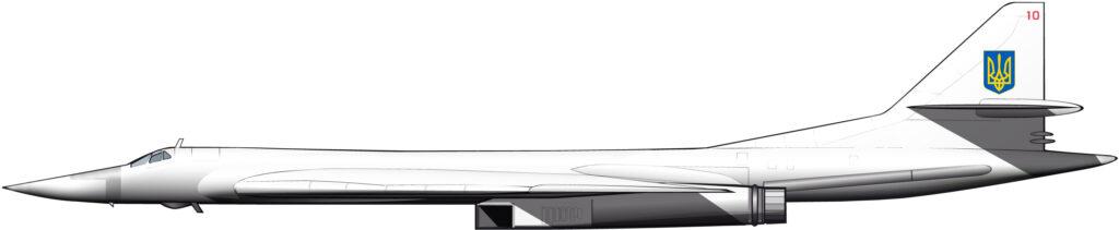 El avión de guerra más grande del mundo