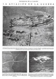 La aviación en la guerra