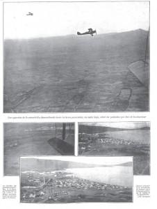 Un vuelo sobre el campo enemigo