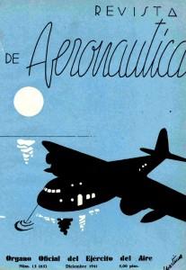 Revista de Aeronáutica, diciembre de 1941