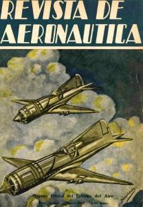 Revista de Aeronáutica, marzo de 1942