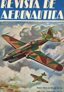 Revista de Aeronáutica, febrero de 1943