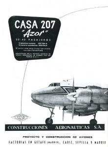 """CASA 207 """"Azor"""""""