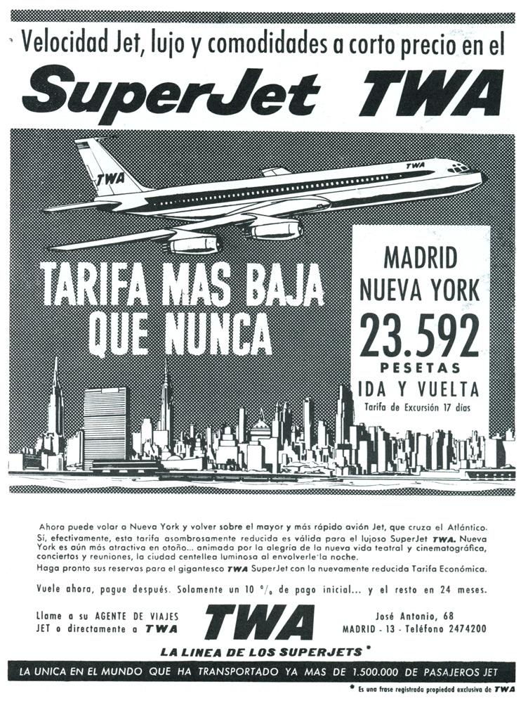 SuperJet TWA