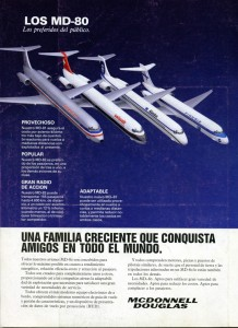 Los MD-80 – Los preferidos del público