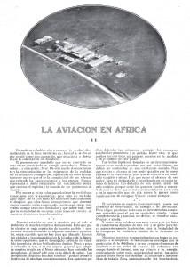 La aviación en África