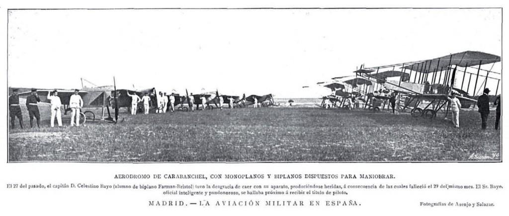 Aerodromo de Carabanchel