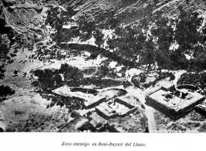Zoco enemigo – Moro disparando al avión