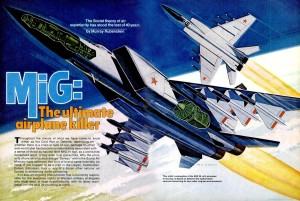 MiG: the ultimate airplane killer