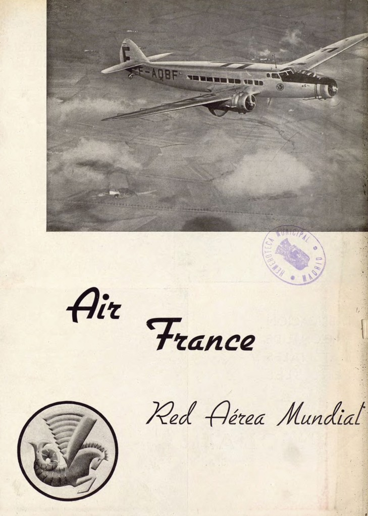 Air France: red aérea mundial