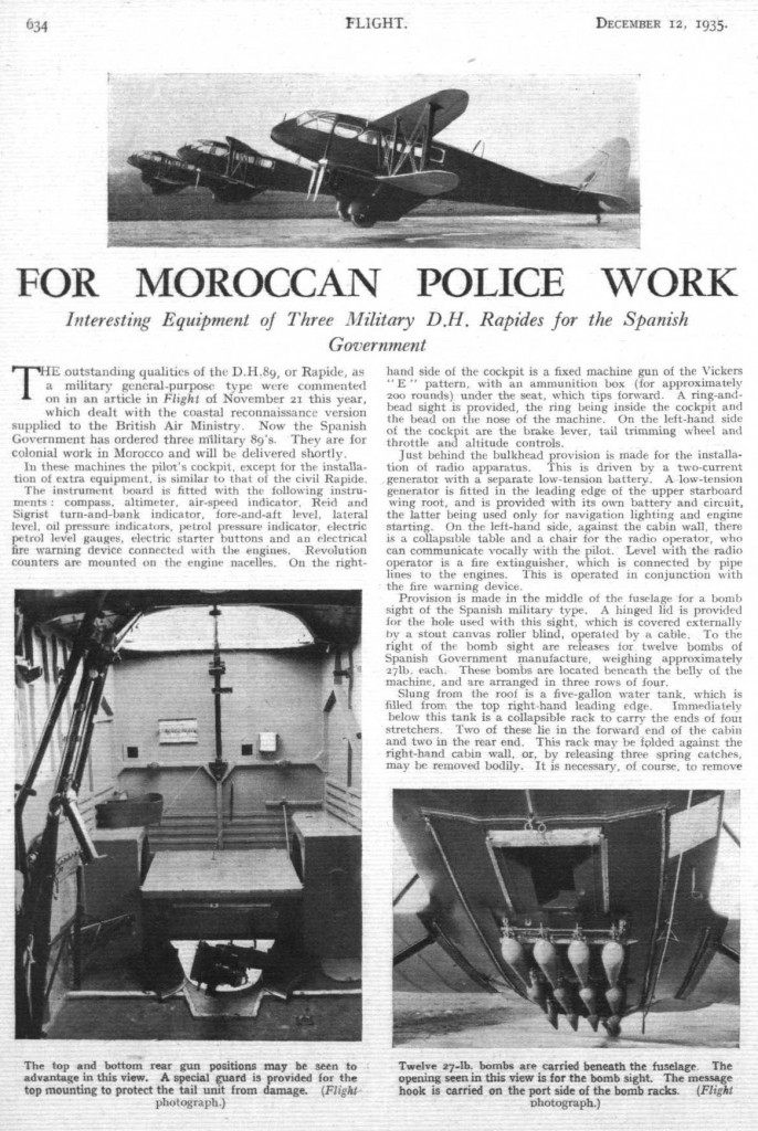 For Moroccan Police Work