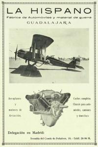 La Hispano – Fábrica de Automóviles y material de guerra