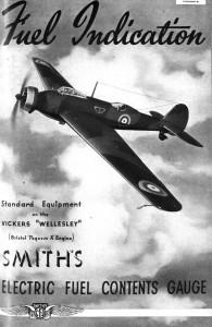"Standard Equipment on the Vickers ""Wellesley"""