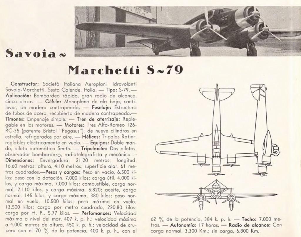 Savoia-Marchetti S-79
