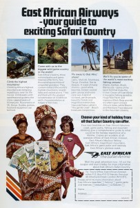 East African Airways – your guide to exciting Safari Country
