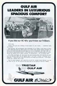 Go TriStar, Go Gulf Air