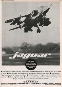 Jaguar – The most cost-effective military aircraft in production today