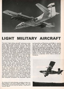 Light Military Aircraft