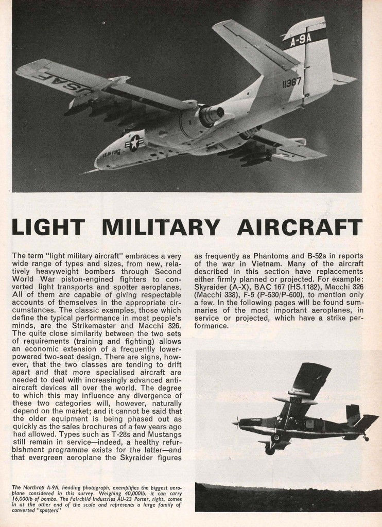 Light Military Aircraft