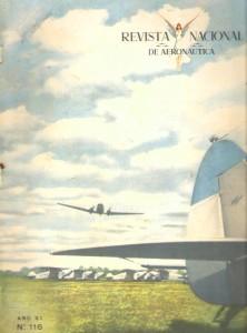 Revista Nacional de Aeronáutica, noviembre de 1951