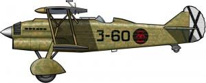El Fiat CR.32 en la guerra de España
