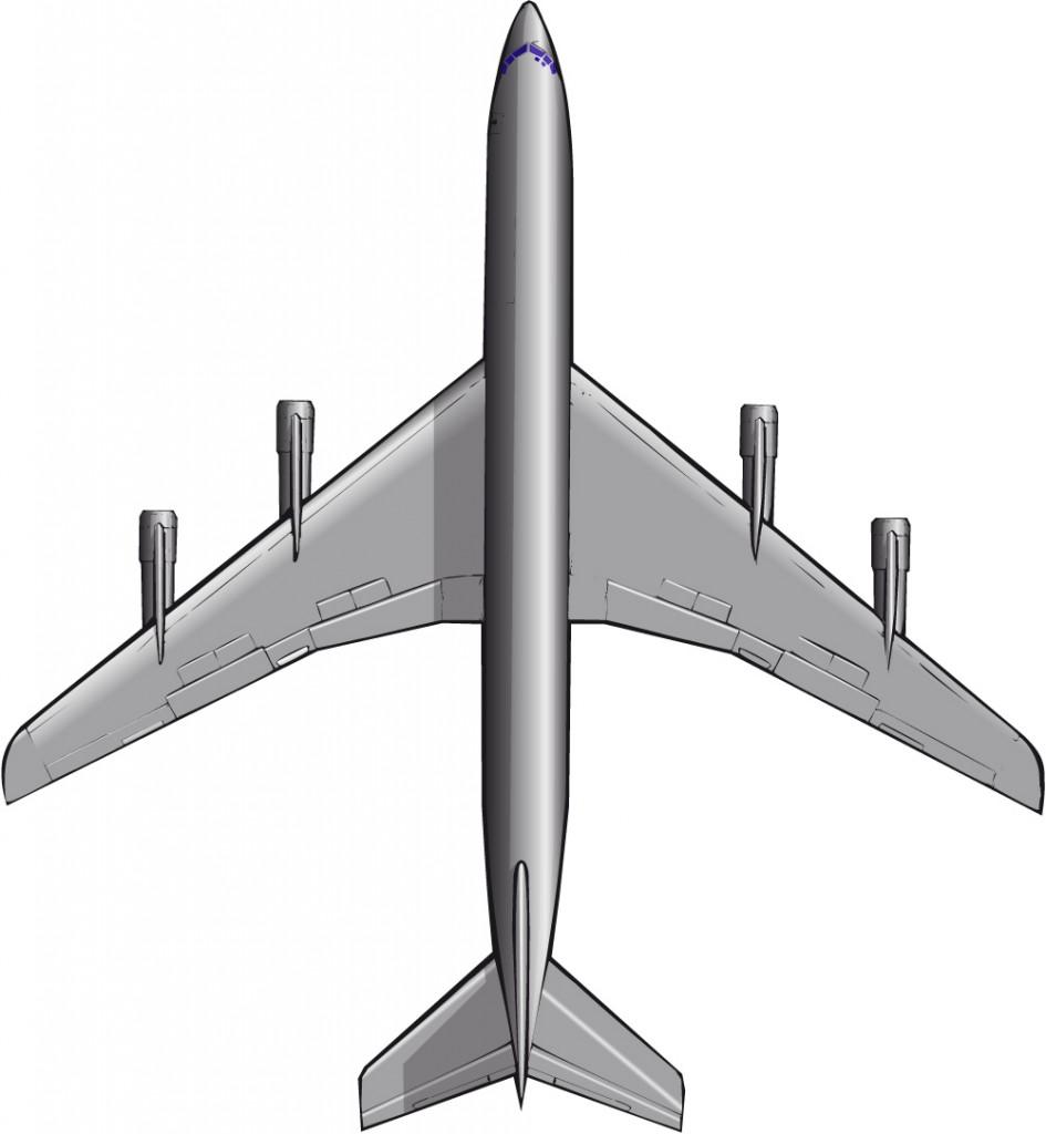 707: el segundo mejor diseño de la aviación de todos los tiempos