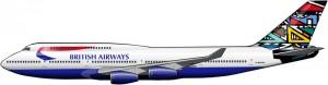 British Airways tropieza con el nacionalismo británico