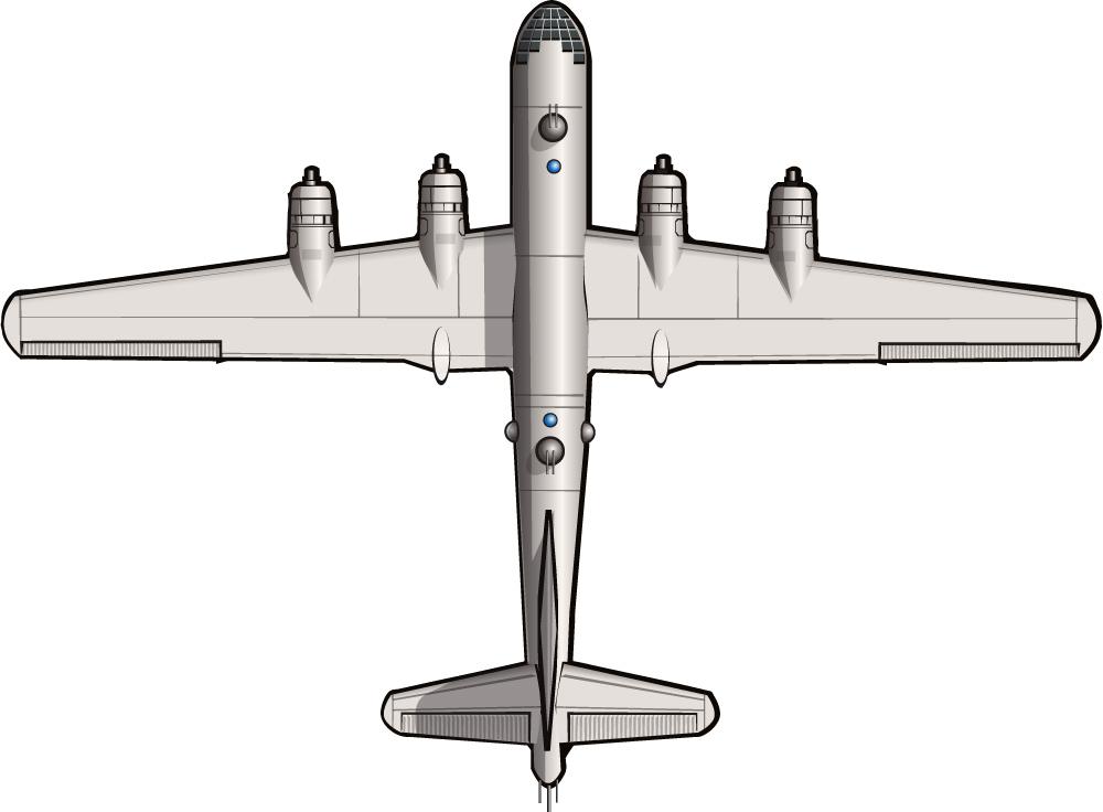 B-29: el arma definitiva