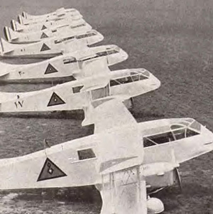 Las fuerzas aéreas del Irak