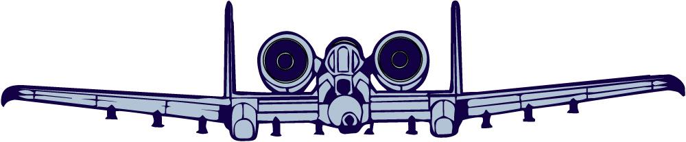 Fairchild Republic A-10: el verdadero avión-canón