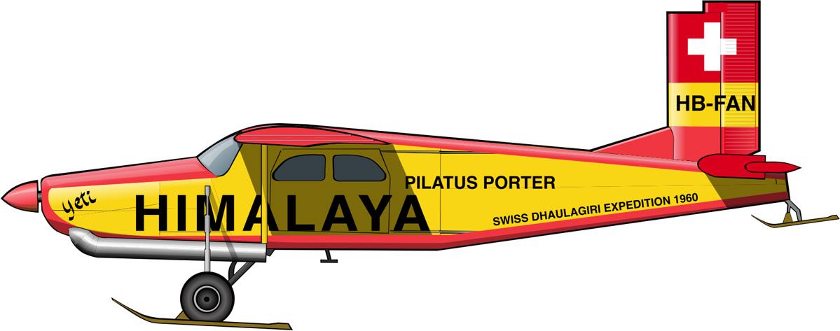 pilatusporteryeti1960