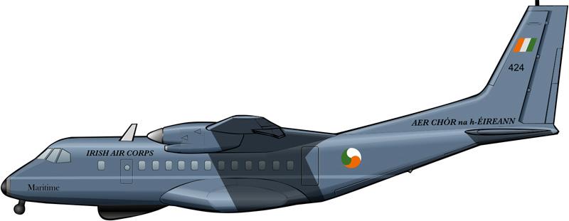 El exitoso CN-235